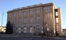 United States Post Office and Courthouse, Prescott, Arizona